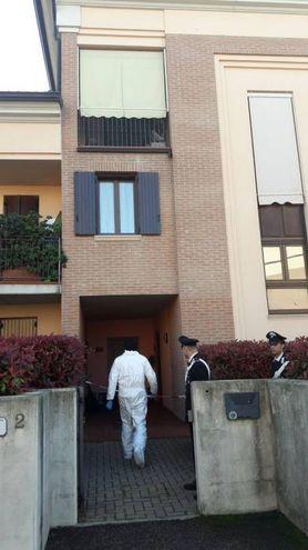 I carabinieri del Nucleo operativo di Carpi al lavoro