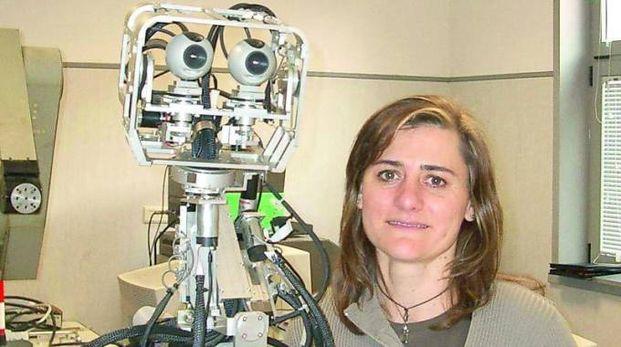 La professoressa Cecilia Laschi