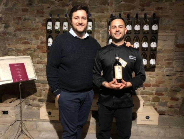 Marco Perugini e Alessandro Bartumioli