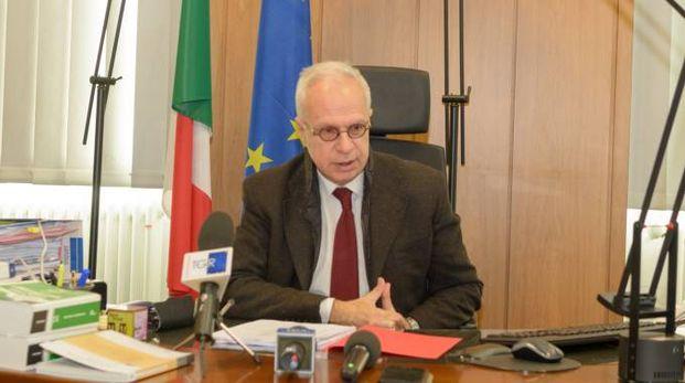 Il procuratore della Repubblica di Sondrio, Claudio Gittardi