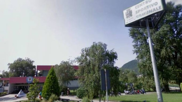 Il Centro sportivo comunale Al Bione di Lecco