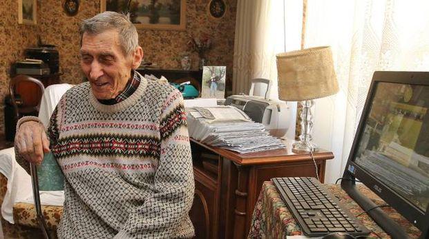 Il professor Glauco Mancini (Fotoprint)