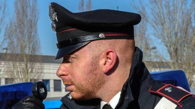 L'operazione dei carabinieri