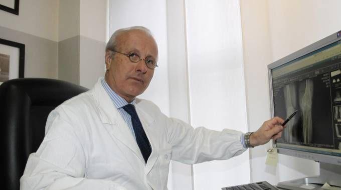 Il primario del Pini Giorgio Maria Calori