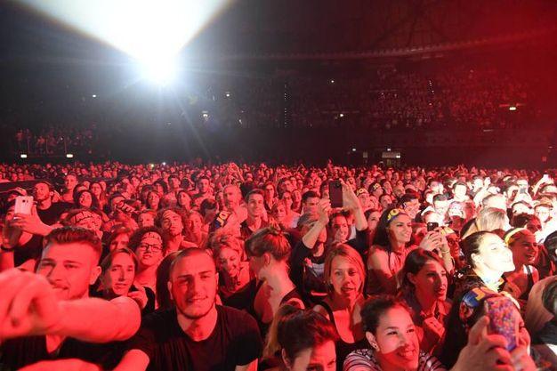 Il pubblico (foto Schicchi)