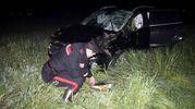 Il luogo dell'incidente mortale a Rero (foto Businesspress)