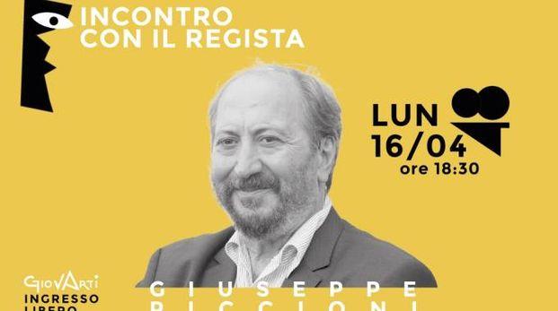 """Giuseppe Piccioni ospite di """"Cinema d'autore"""""""