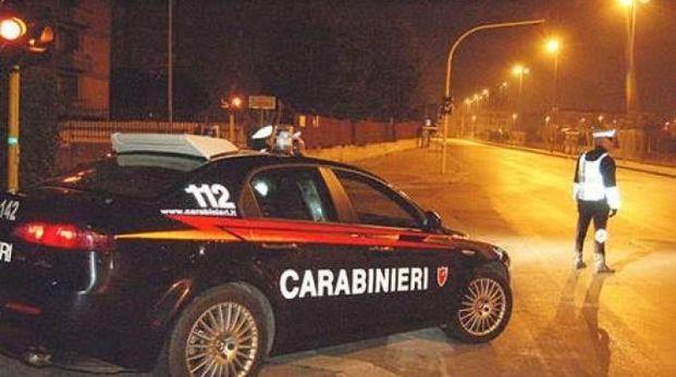 I carabinieri di Riccione sono intervenuti nella chiesa di viale Lodi