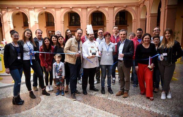 Un evento reso possibile da Ascom Confcommercio Ferrara (foto Businesspress)