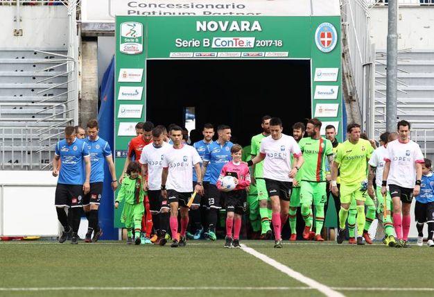 Novara-Ternana (Lapresse)