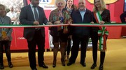 L'inaugurazione (foto Businesspress)
