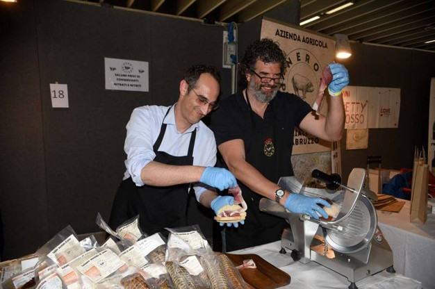 Salumi di ogni tipo (foto Businesspress)