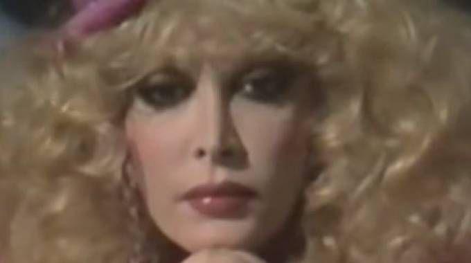 Isabella Biagini, regina del varietà tv