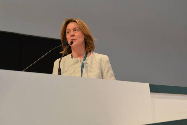 La leader di Civica Popolare, Beatrice  Lorenzin (foto Fiocchi)