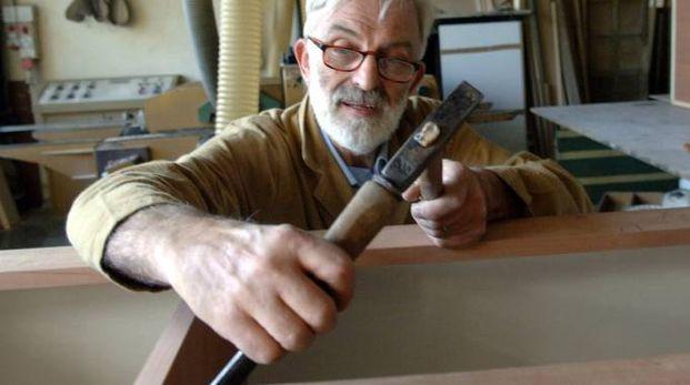 Un artigiano