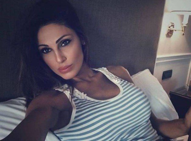 Sexy canottiera  (Instagram)