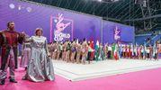 La cerimonia della Coppa del Mondo di ginnastica (FotoPrint)