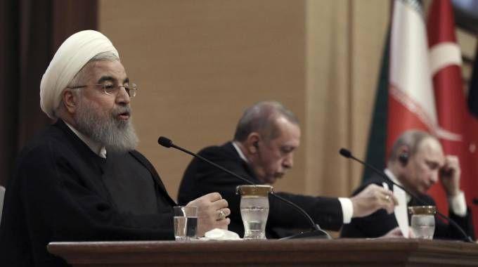 Iran, nel mirino il patto sul nucleare