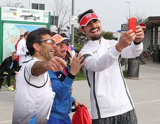 La 'corsa più grande del mondo' continua aessere la protagonista dello sport per tutti (Foto Fotoprint)
