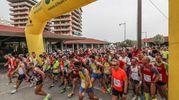 Si sono sfidati atleti professionisti e sportivi della domenica (Foto Fotoprint)