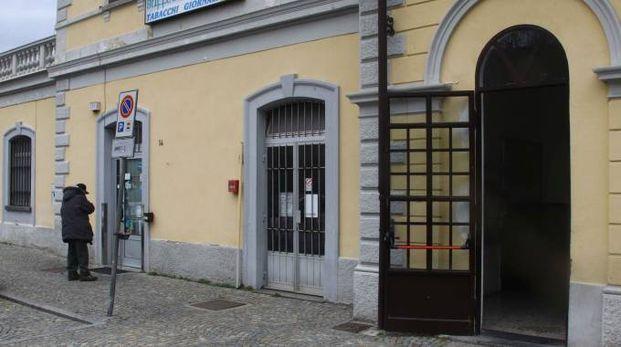 Il bar della stazione di Morbegno (National Press)