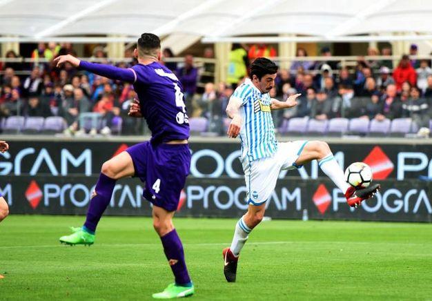 Vitale si mangia un gol (foto Businesspress)