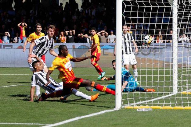 Sassuolo-Benevento 0-1, Diabaté (Ansa)