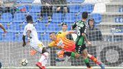 Sassuolo-Benevento 1-1, Politano (LaPresse)