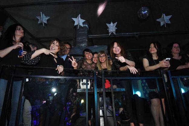 E non dimenticare le vecchie Disco come il Pick Pack, il Salotto, il Club Le Trou, L'euforia, il Ciak, il Club 37, lo Sporting, il Pirana, il Living... (foto Schicchi)