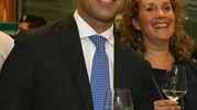Di Maio al Vinitaly, brindisi e frecciatine politiche (Ansa)