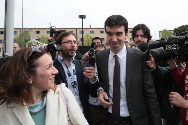 Il ministro uscente dell'Agricoltura Maurizio Martina (Ansa)