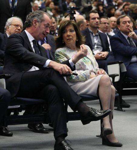 Zaia e Casellati (Ansa)