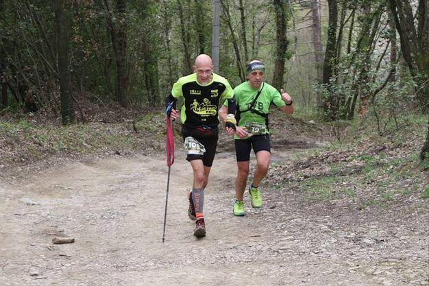 Trail Val di Bisenzio (foto Regalami un sorriso onlus)
