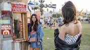 Il festival Coachella a Indio, in California