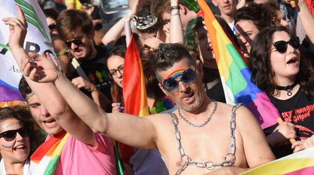 Una delle precedenti edizioni del Toscana Pride