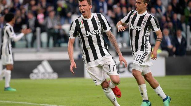Juventus-Sampdoria (LaPresse)
