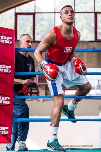 Luca Niccolai vs Alex Zito (foto Angela Bartoletti)