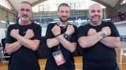 Team Asd Pugilistica Pratese (foto Angela Bartoletti)