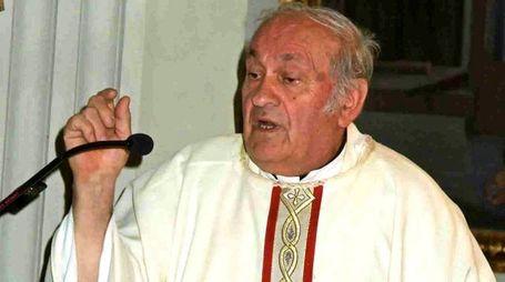 Monsignor Cesare Pazzagli, aveva 88 anni