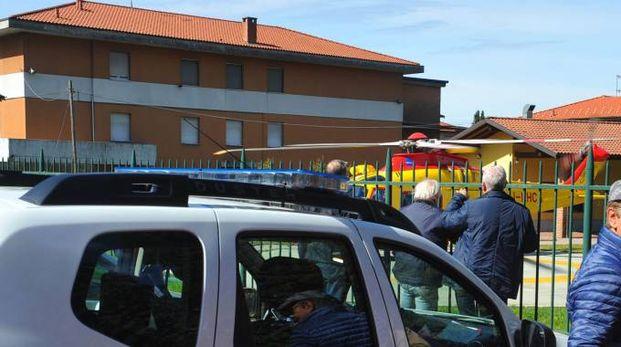Incidente a Besozzo (Newpress)