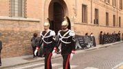 I corazzieri a Forlì (foto Frasca)