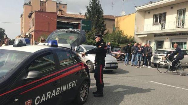 SUL POSTO Le indagini affidate ai carabinieri (Zani)