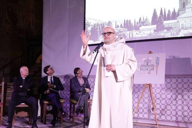 Padre Bernardo (Gianluca Moggi / New Press Photo)