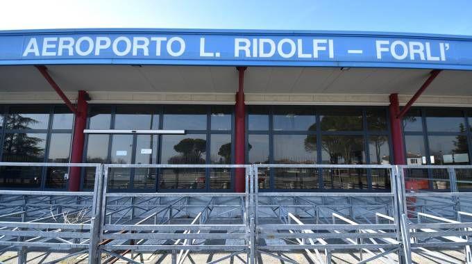 Lo scalo forlivese (foto Fantini)