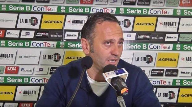 L'allenatore Fabio Gallo