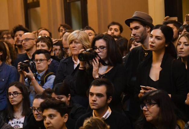 Il pubblico (FotoSchicchi)