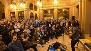Lo show di Carmen Consoli alla Feltrinelli (FotoSchicchi)