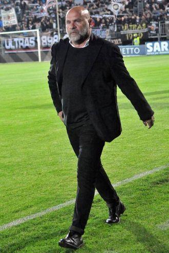 Serse Cosmi, allenatore dell'Ascoli (LaPresse)