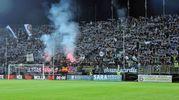 I tifosi dell'Ascoli (LaPresse)