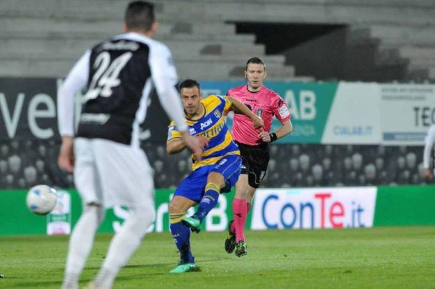 Il gol del Parma (LaBolognese)